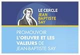 Plaquette Jean Baptiste Say